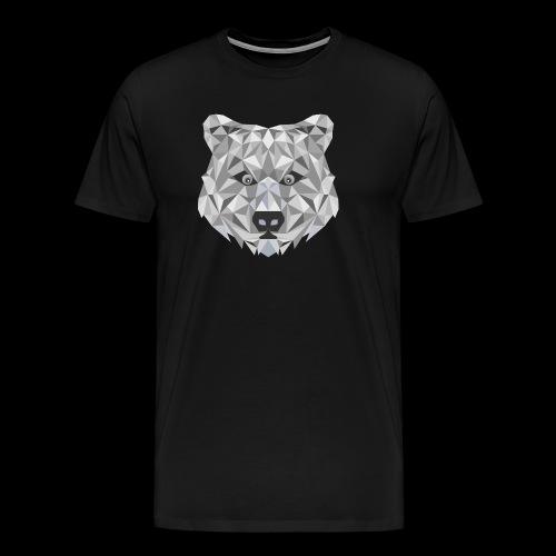 Bear-ish - Koszulka męska Premium