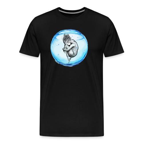 In der Licht Kugel der Liebe Energie tanken - Männer Premium T-Shirt