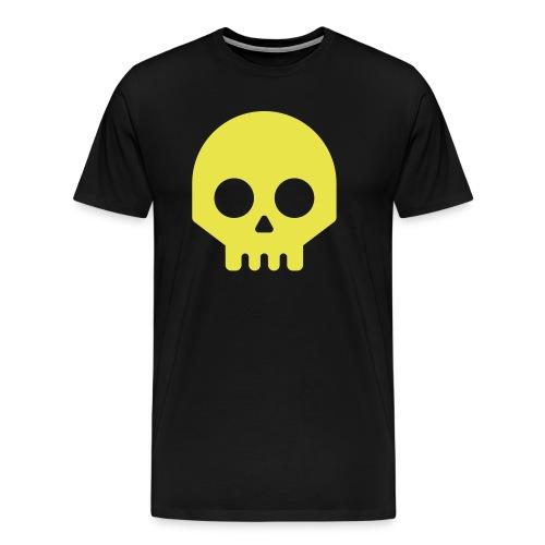 Vikisijästä tekijäksi - Miesten premium t-paita