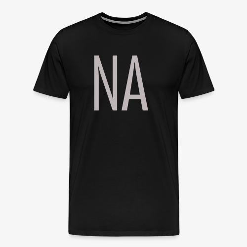 leipglo shop favorite german words series NA - Männer Premium T-Shirt