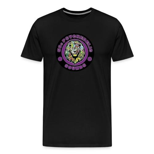 leon1 - Camiseta premium hombre