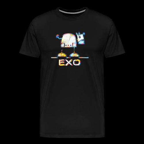 EXO - Super Dog - Männer Premium T-Shirt