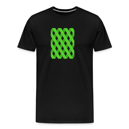 Gutter Green - Männer Premium T-Shirt