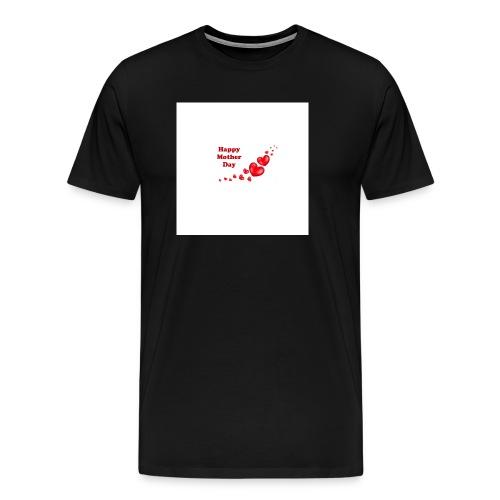 happy mother day - Men's Premium T-Shirt