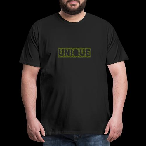 Unique - Männer Premium T-Shirt