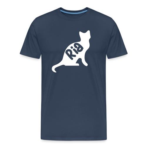 Team Ria Cat - Men's Premium T-Shirt