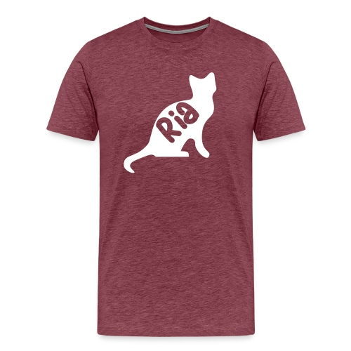 Team Ria Cat - Men's Premium T-Shirt