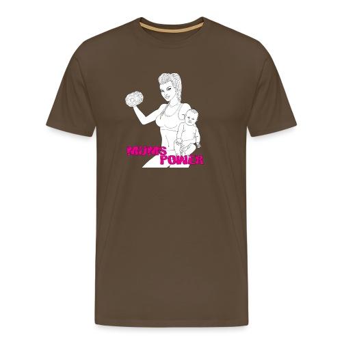MUMS POWER - Camiseta premium hombre