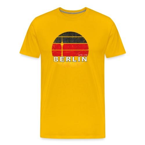 BERLIN, Germany, Deutschland - Men's Premium T-Shirt