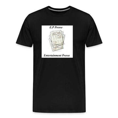 Enetertainment Presse Mode - Männer Premium T-Shirt