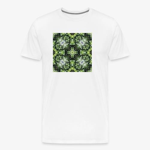 MOTIF L T4 Plt grasse - T-shirt Premium Homme