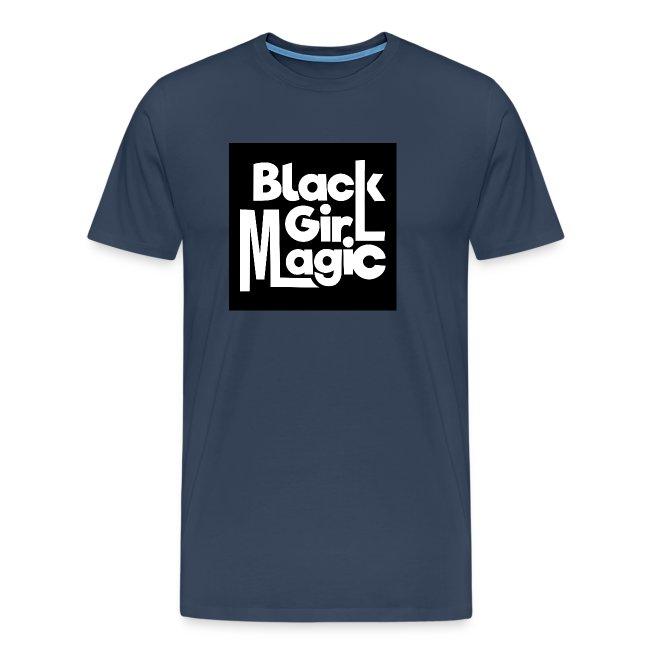Black Girl Magic 2 White Text