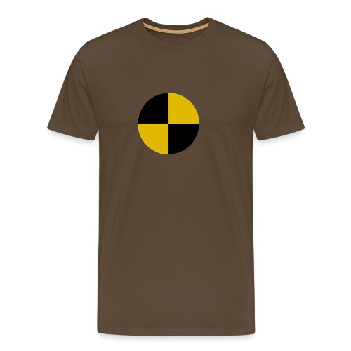 crash test - Men's Premium T-Shirt
