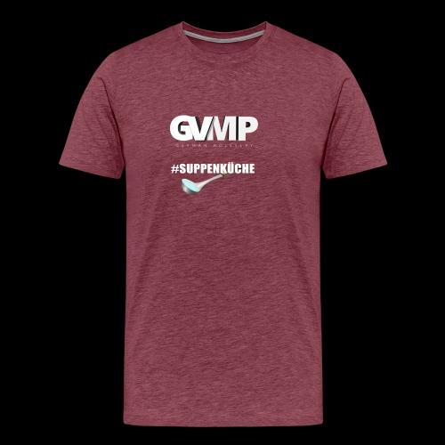 #Suppenküche - Männer Premium T-Shirt