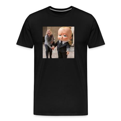 b0ss bb - Men's Premium T-Shirt