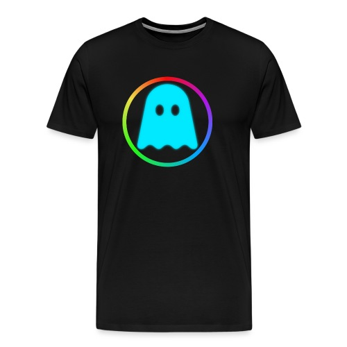 GhostlyGamer - Men's Premium T-Shirt