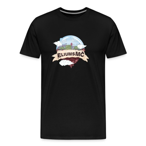 Collection Back - T-shirt Premium Homme