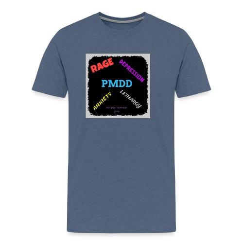 Pmdd symptoms - Men's Premium T-Shirt