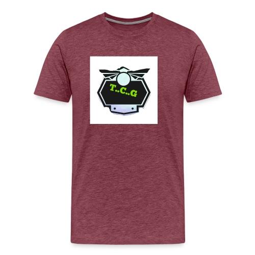 Cool gamer logo - Men's Premium T-Shirt