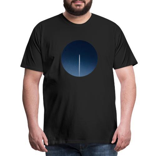 spaceflight - Männer Premium T-Shirt