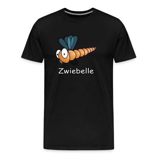 Zwiebelle Fun Shirt - Männer Premium T-Shirt