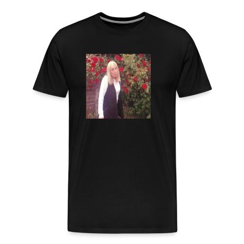 pout faic xx - Men's Premium T-Shirt