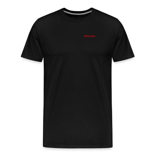 Firma in alto - Maglietta Premium da uomo