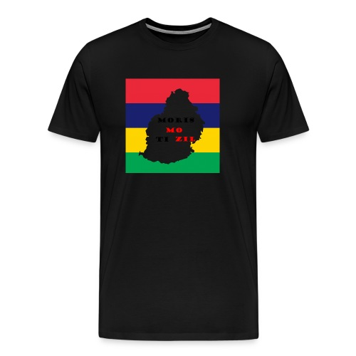 MORIS MOTIZIL - T-shirt Premium Homme