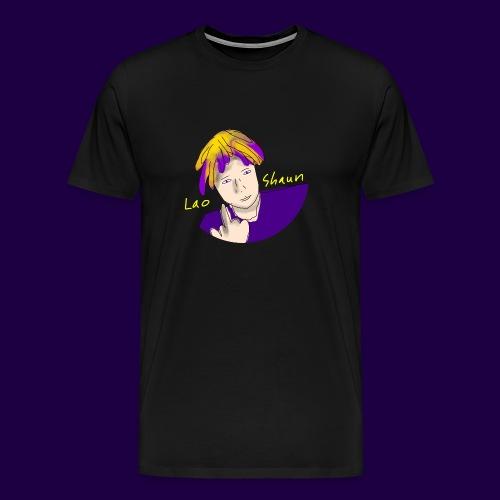 Original Lao Shaun - Premium T-skjorte for menn