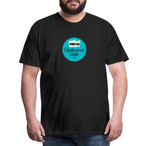 DIGNITOSAMENTE BRILLO - Maglietta Premium da uomo