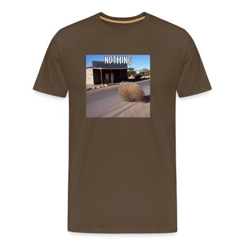 NOTHING - T-shirt Premium Homme