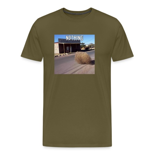 NOTHING - T-shirt Premium Homme