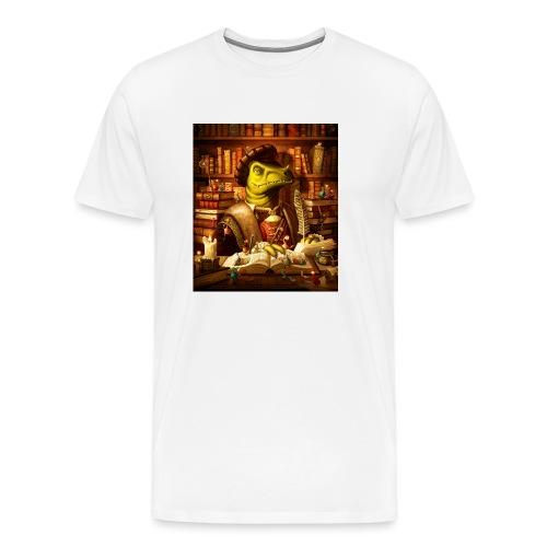 Hildegunst von Mythenmetz - Männer Premium T-Shirt