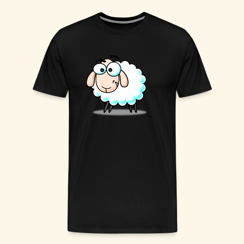 Are you Sheep? - Maglietta Premium da uomo