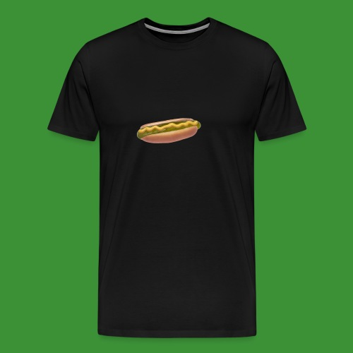 Suolakurkku Hodari - Miesten premium t-paita
