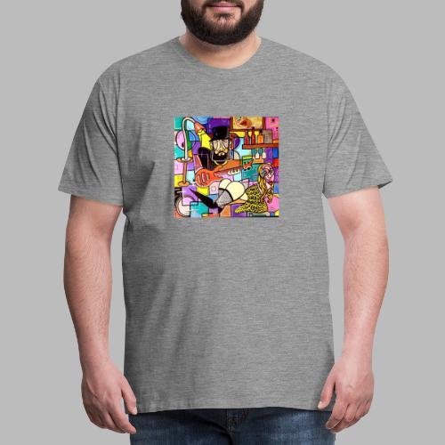 Vunky Vresh Vantastic - Mannen Premium T-shirt