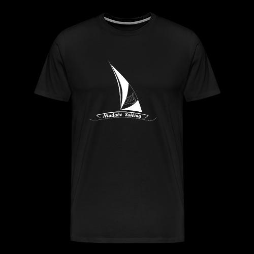 Madabe Sailing3 - Männer Premium T-Shirt