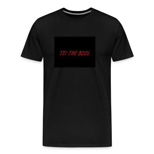 BOSSES - Men's Premium T-Shirt