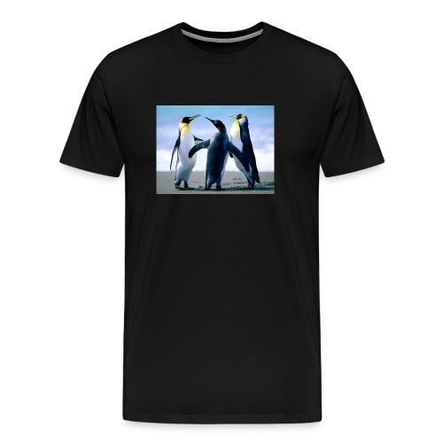 penguin squad - Men's Premium T-Shirt