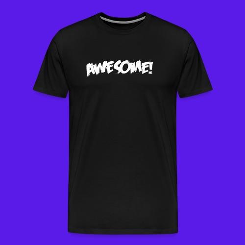 awesome - Men's Premium T-Shirt