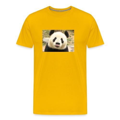 petit panda - T-shirt Premium Homme