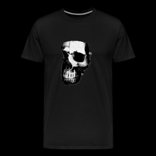 teschio darktrasp - Maglietta Premium da uomo