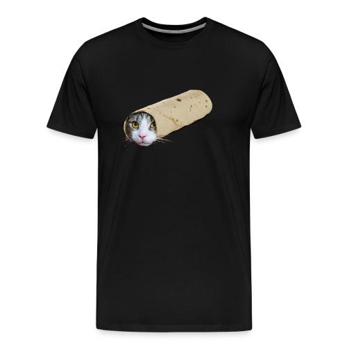 purrrito - Mannen Premium T-shirt