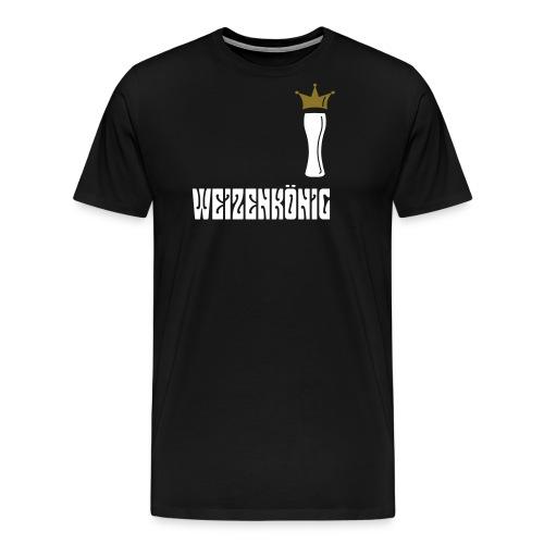 weizenkoenig_ecke - Männer Premium T-Shirt