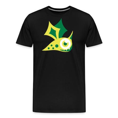 Monster grün - Männer Premium T-Shirt