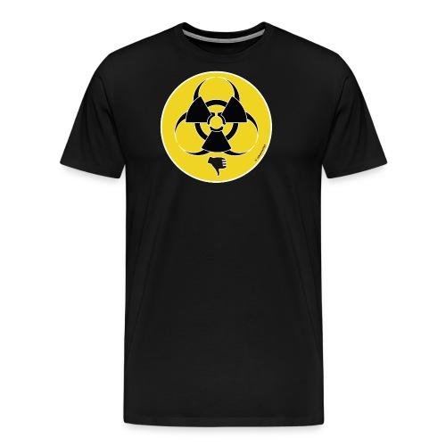 Atomkraft Nein Danke 2.0 - Männer Premium T-Shirt