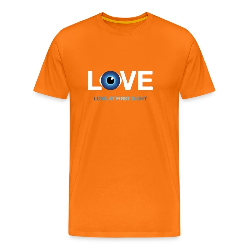 Love at 1st Sight - Men's Premium T-Shirt