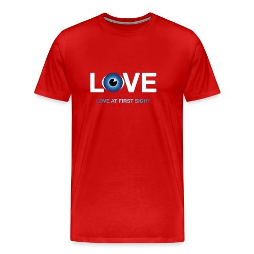 Love at 1st Sight - Men's Premium T-Shirt