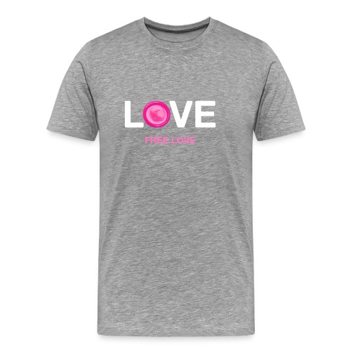 Free Love - Men's Premium T-Shirt