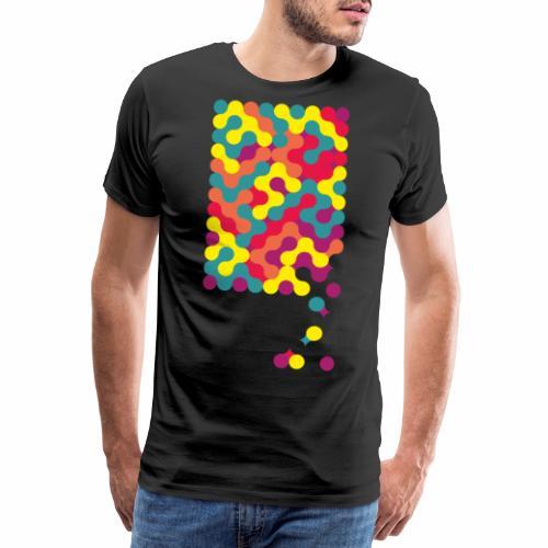 Falling ap-art - Men's Premium T-Shirt